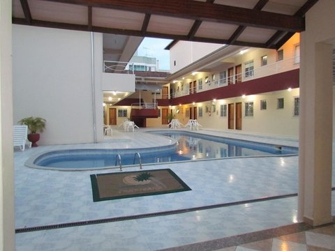 Apart Hotel Tropicanas - Copa Beach Apartments
