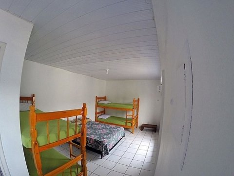Hostel de Floripa ao Mundo - Copa Beach Apartments