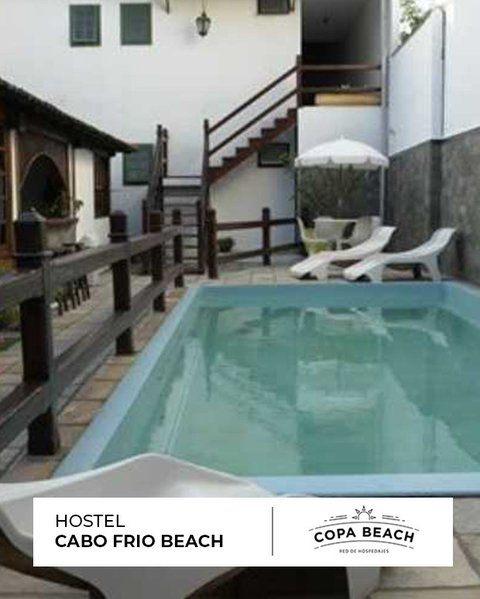 Hostel Cabo Frio Beach