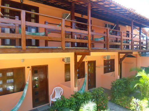 Posada Aquarela do Brasil - Copa Beach Apartments