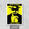 Placa I`m Not In Danger