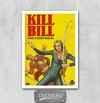 Placa Kill Bill