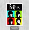 Placa The Beatles