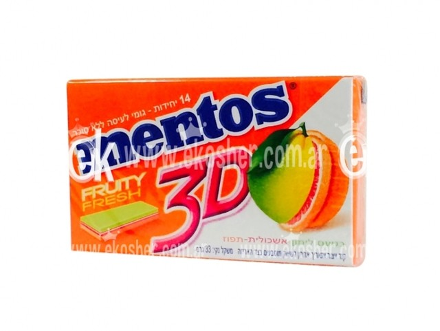 CHICLES SIN AZUCAR