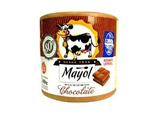 "Dulce de leche con chocolate x 500 g ""Mayol"""