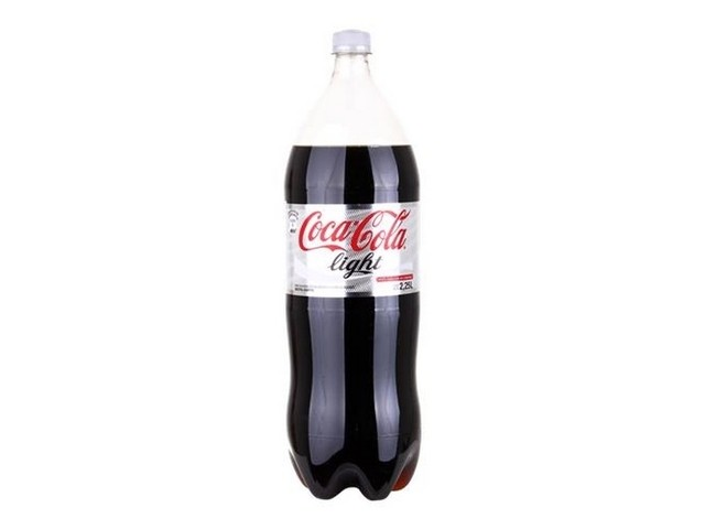 COCA COLA LIGHT 2.25 L