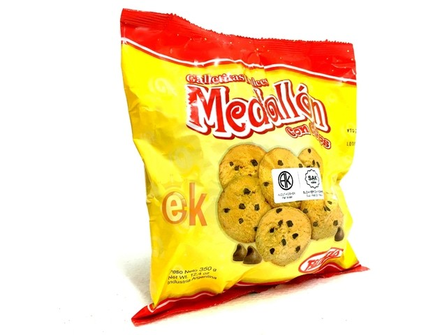 GALLETITAS DULCES CON CHIPS