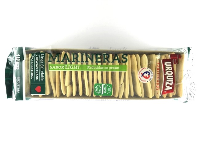 GALLETITAS MARINERAS LIGHT