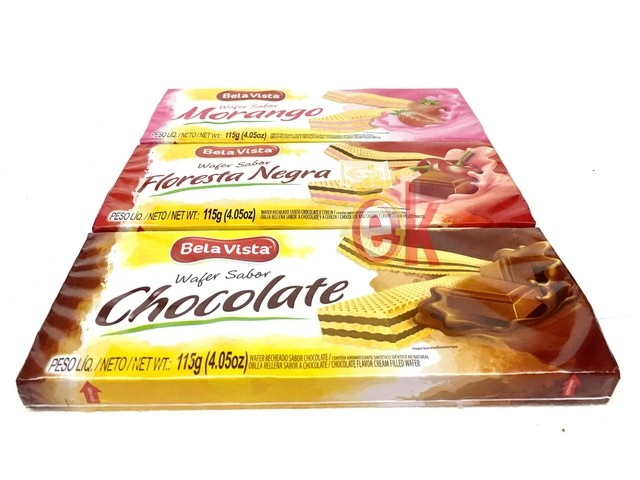 OBLEA SABOR CHOCOLATE