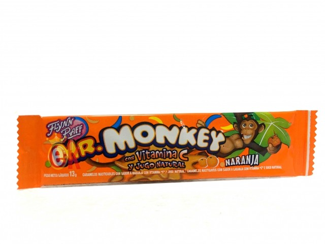 MR MONKEY NARANJA