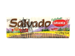 "GALLETITAS DE SALVADO ""GRANIX"""