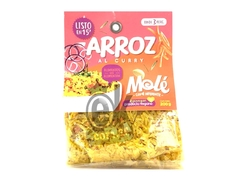 "Arroz al curry 200g ""Mole"""