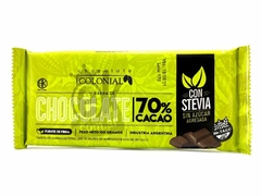 "Chocolate con stevia 100g ""Colonial"""