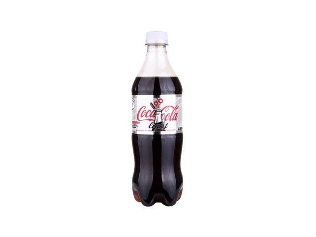 COCA COLA LIGHT 600ml