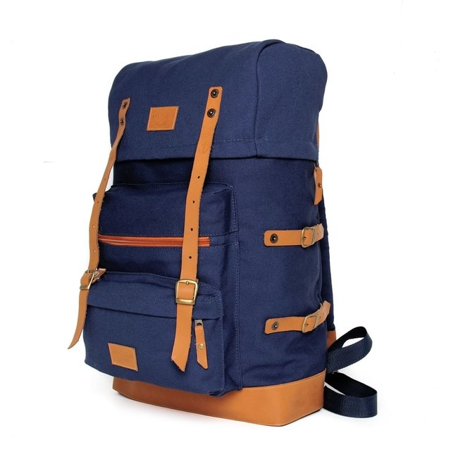 Mochila Everest Azul na internet
