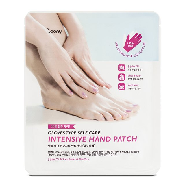 COONY INTENSIVE HAND PATCH (Mascarilla para Manos)