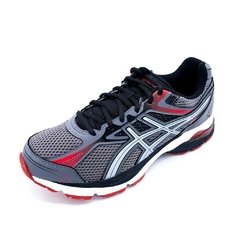 Tênis Masculino Asics Gel - Equation 9A  Charcoal Silver True Red