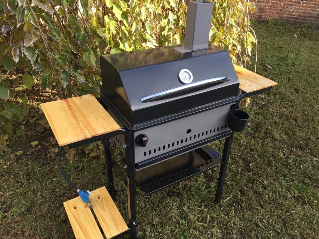 Parrilla ISI Dual mini