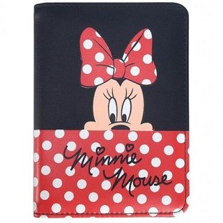 Capa de Passaporte Minnie Mouse - Disney