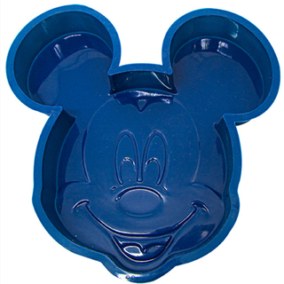 Forma de Silicone Mickey Bolo 1200ml - Disney na internet