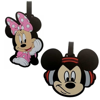 Tag de Mala Mickey e Minnie - Disney