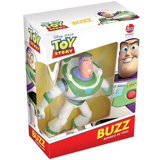 Bonecos Vinil Buzz Wood JessieToy Story 18cm - Disney - Mickey e Minnie Presentes