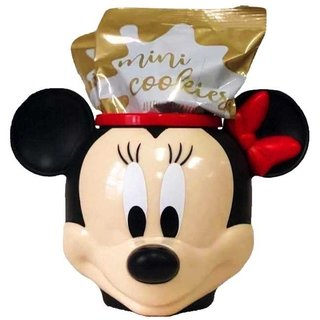 Caneca 3D Minnie com Cookies - Disney