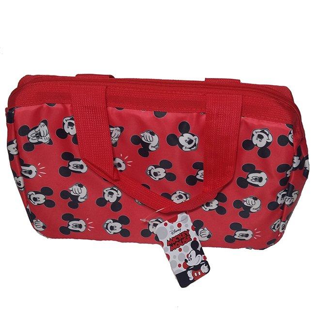 Bolsa Do Olho Vermelha : Bolsa t?rmica vermelha do mickey disney