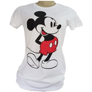 Camiseta Feminina Mickey Mouse