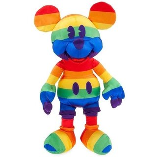 Mickey Rainbow 43 cm - Disney Store
