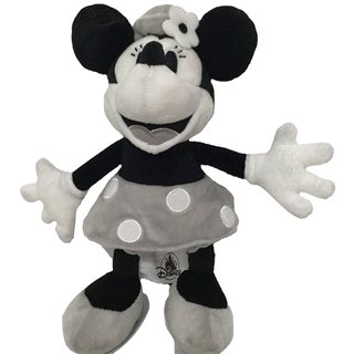 Pelúcia Minnie Retrô 25cm - Disney Parks