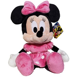 Pelúcia Minnie Mouse 54cm - Disney