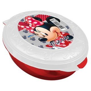 Kit 8 Potes Porta Mix Minnie - Disney