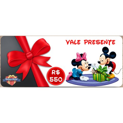 vale-presente-mickey-e-minnie-presentes-550-reais
