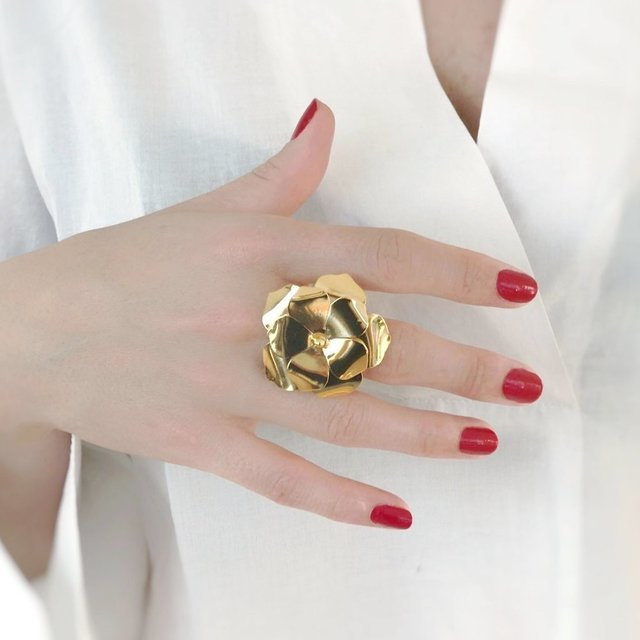 Villa Flower Ring en internet