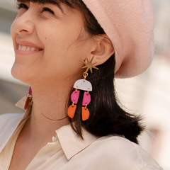 Aretes Matisse Mix en internet
