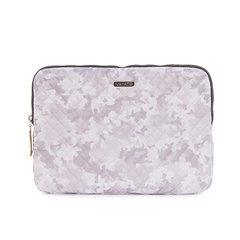 "Funda Notebook 14"" Rombos Light Grey Camo"