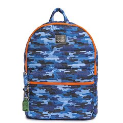Mochila Nube Medium Blue Camo