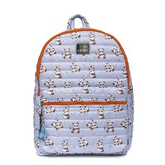 Mochila Nube Medium Blue Panda