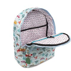 Mochila Nube Medium Blue Camo en internet