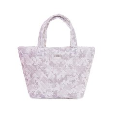 Tote Small Rombos Light Grey Camo