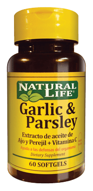 GARLIC & PARSLEY (Ajo y Perejil)