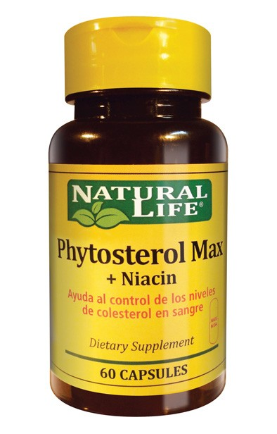 Phytosterol Max + Niacin (Fitoesteroles + Niacina)