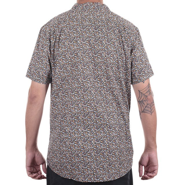 CAMISA RVCA CLUSTER SS ML504CLS