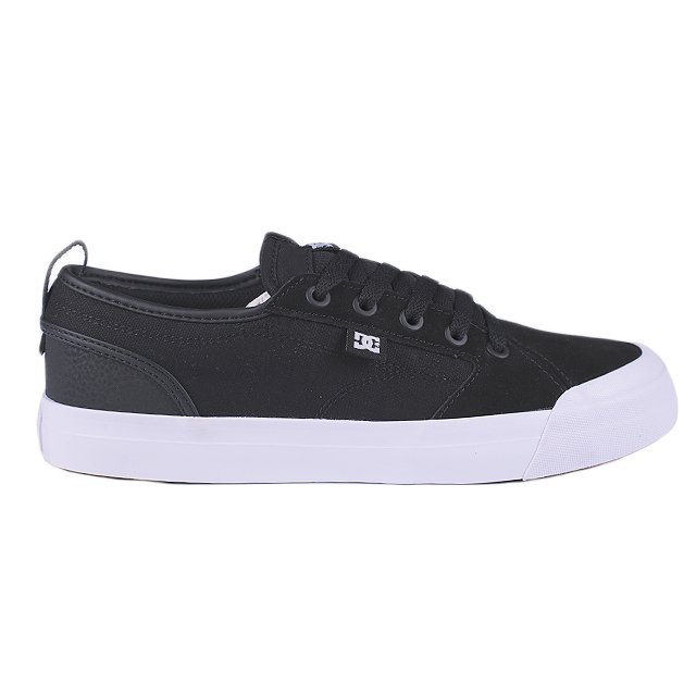 TENIS DC EVAN SMITH BLACK ADYS300203XKKW