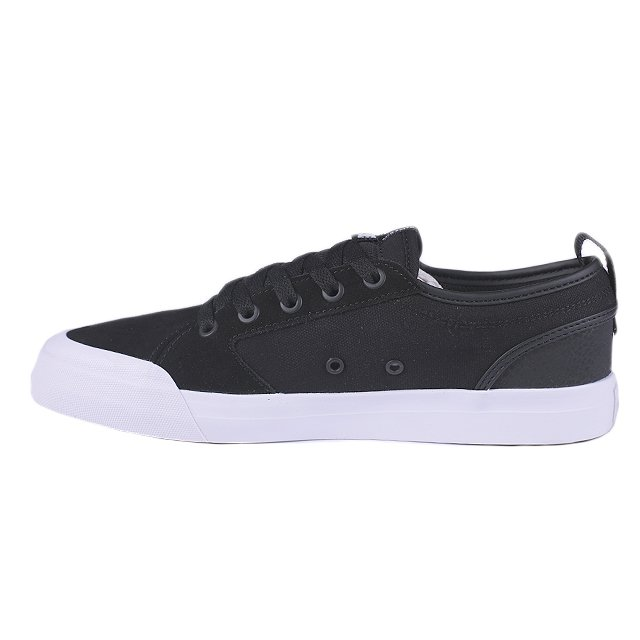 TENIS DC EVAN SMITH BLACK ADYS300203XKKW - comprar online