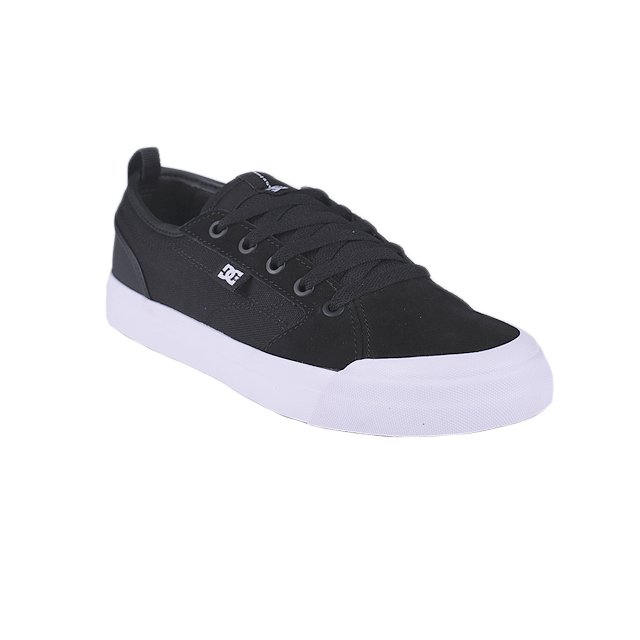 TENIS DC EVAN SMITH BLACK ADYS300203XKKW - O.W.L Store