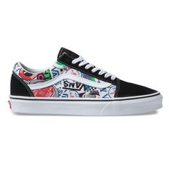 TENIS VANS OLD SKOOL MASH UP STICKERS  VN0A38G1VFV