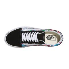 TENIS VANS OLD SKOOL MASH UP STICKERS  VN0A38G1VFV na internet