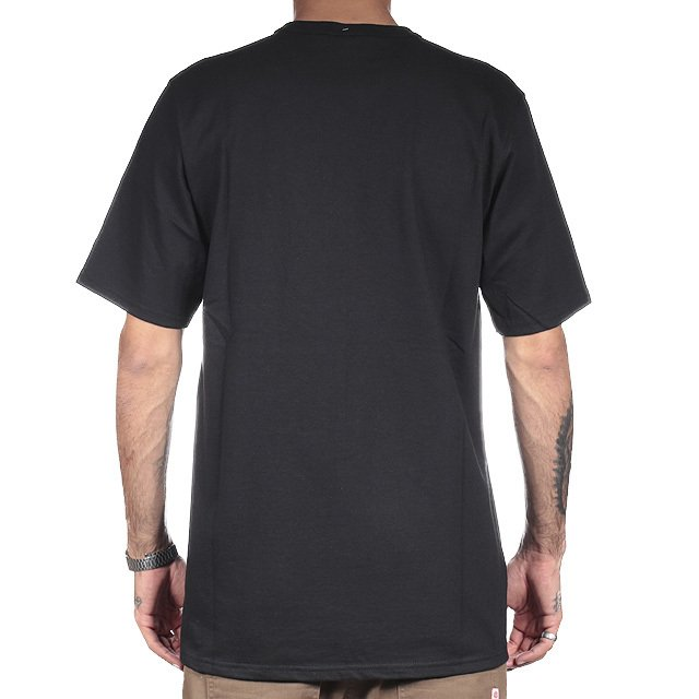 CAMISETA CHAMPION LOGO C BLACK GT19Y06137